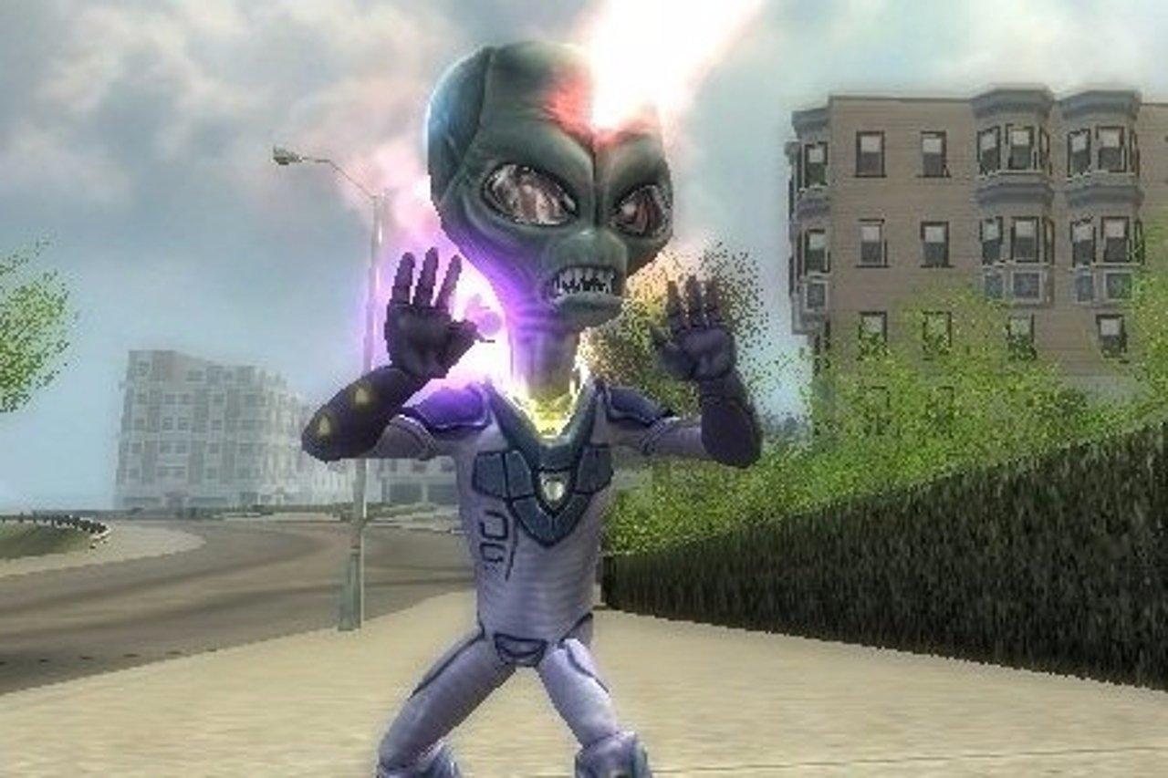 Destroy All Humans classificato per PS4 in Europa