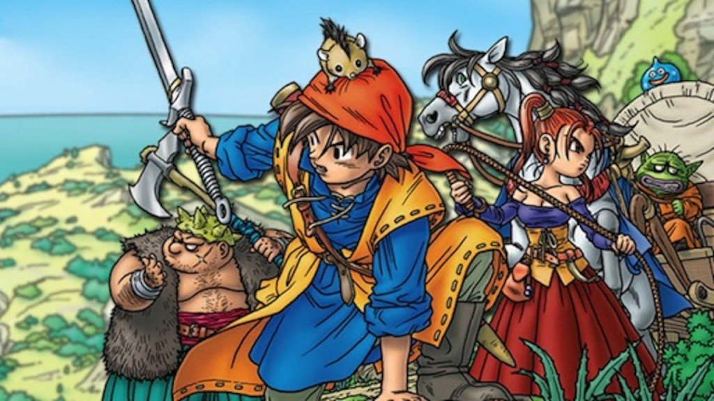 Dragon Quest VIII data uscita 3DS