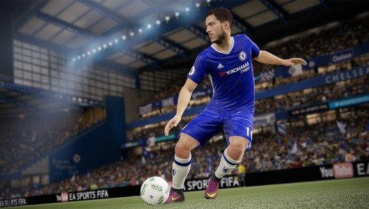 FIFA 17 è ora disponibile nel Vault di EA e Origin Access
