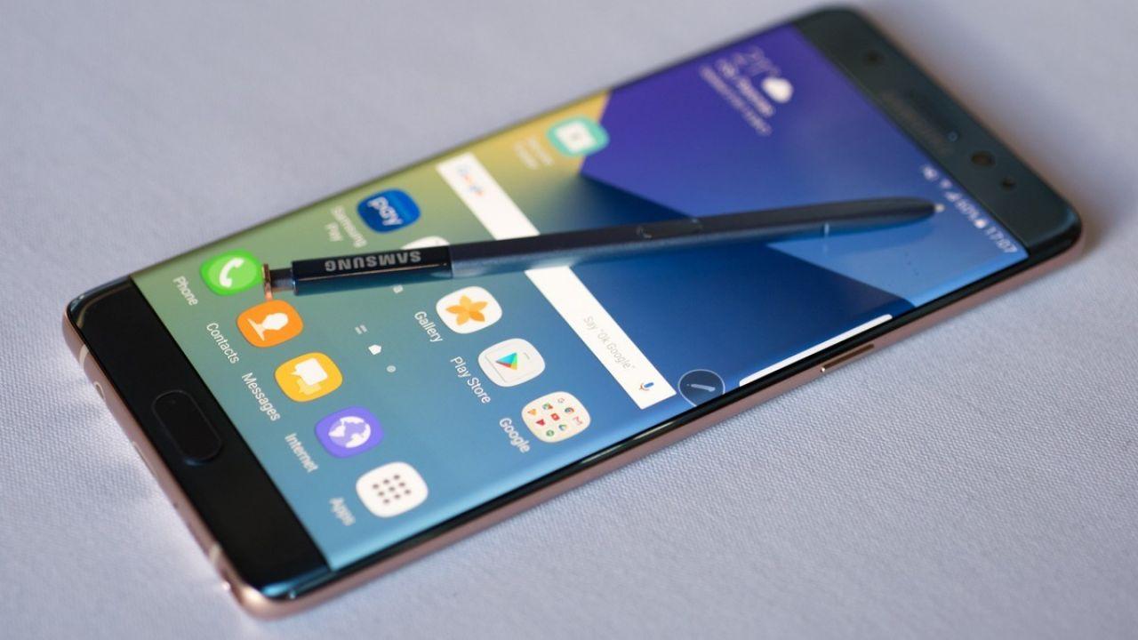 Samsung ritira il Galaxy Note 7 per l'esplosione della batteria