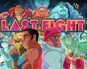 LASTFIGHT è disponibile da oggi su PS4 e Xbox One