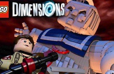 LEGO Dimensions: annunciati Ghostbusters, Adventure Time, e altri