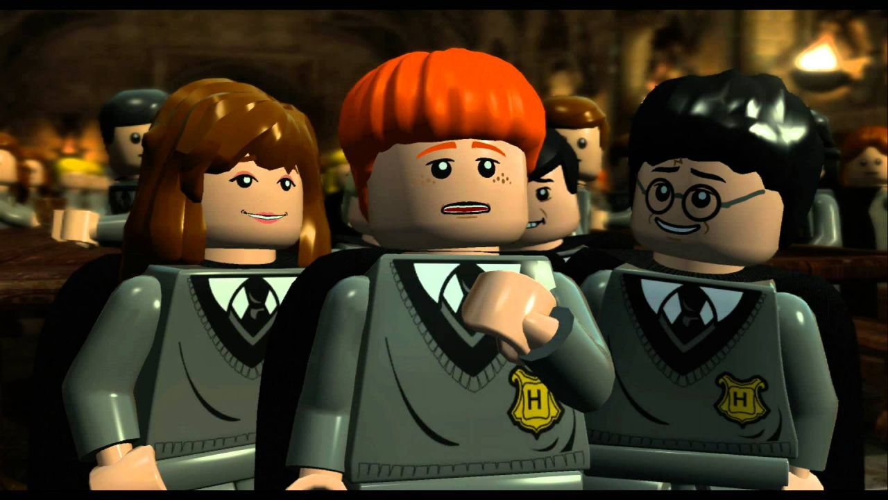 LEGO Harry Potter Collection annunciato da Warner Bros. Interactive