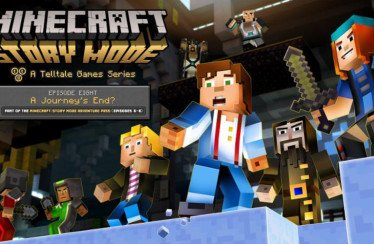 "Minecraft Story Mode: disponibile oggi l'episodio 8 ""A Journey's End?"""