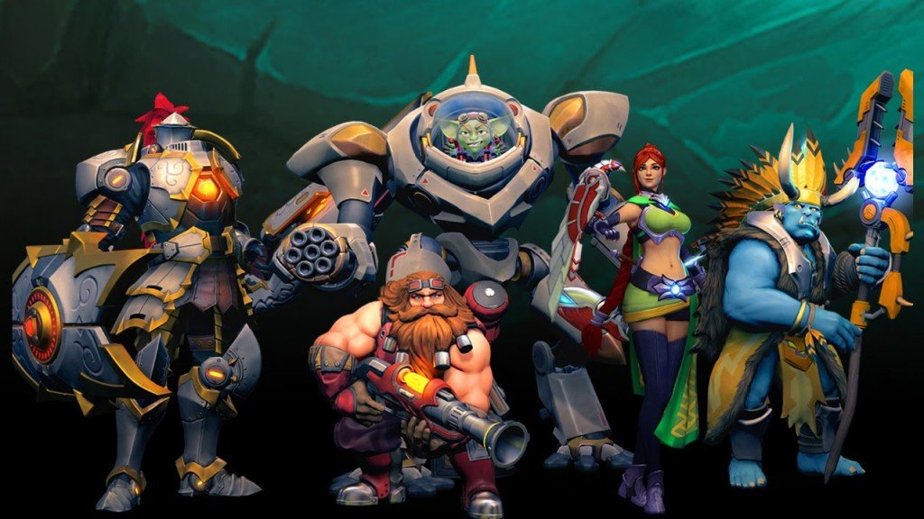 paladins nintendo switch free to play
