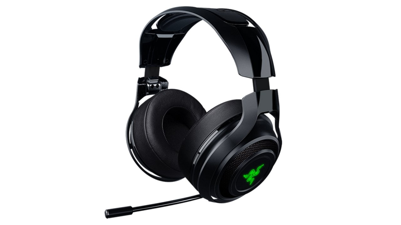 Razer lancia le cuffie Wired ManO' War 7.1