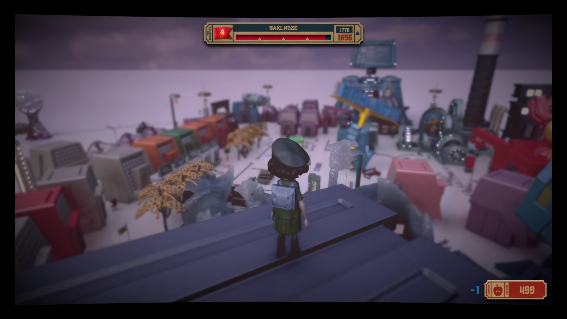 the tomorrow children recensione