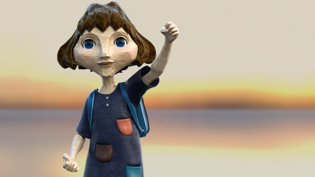 the tomorrow children spin-off mobile