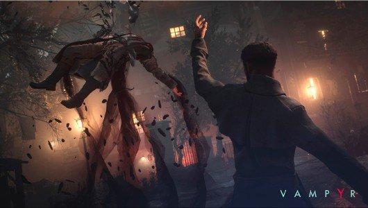 Vampyr rinviato