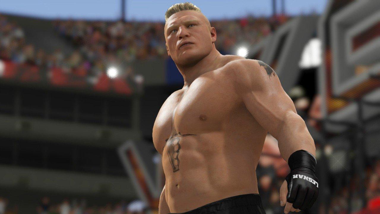 WWE 2K17: svelato il roster completo