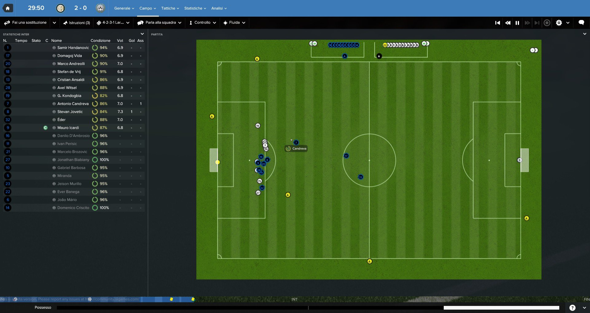 Football Manager 2017 Recensione