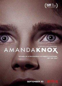 Amanda Knox immagine Cinema locandina