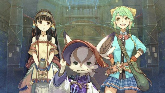 Atelier Shallie Plus arriva in occidente a gennaio