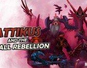 Attikus and the Thrall Rebellion Battleborn