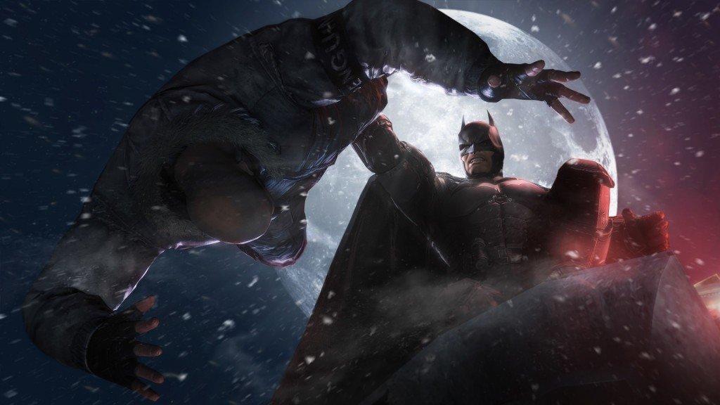 Batman Arkham Origins online