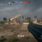 Battlefield 1 bug ps4 90p