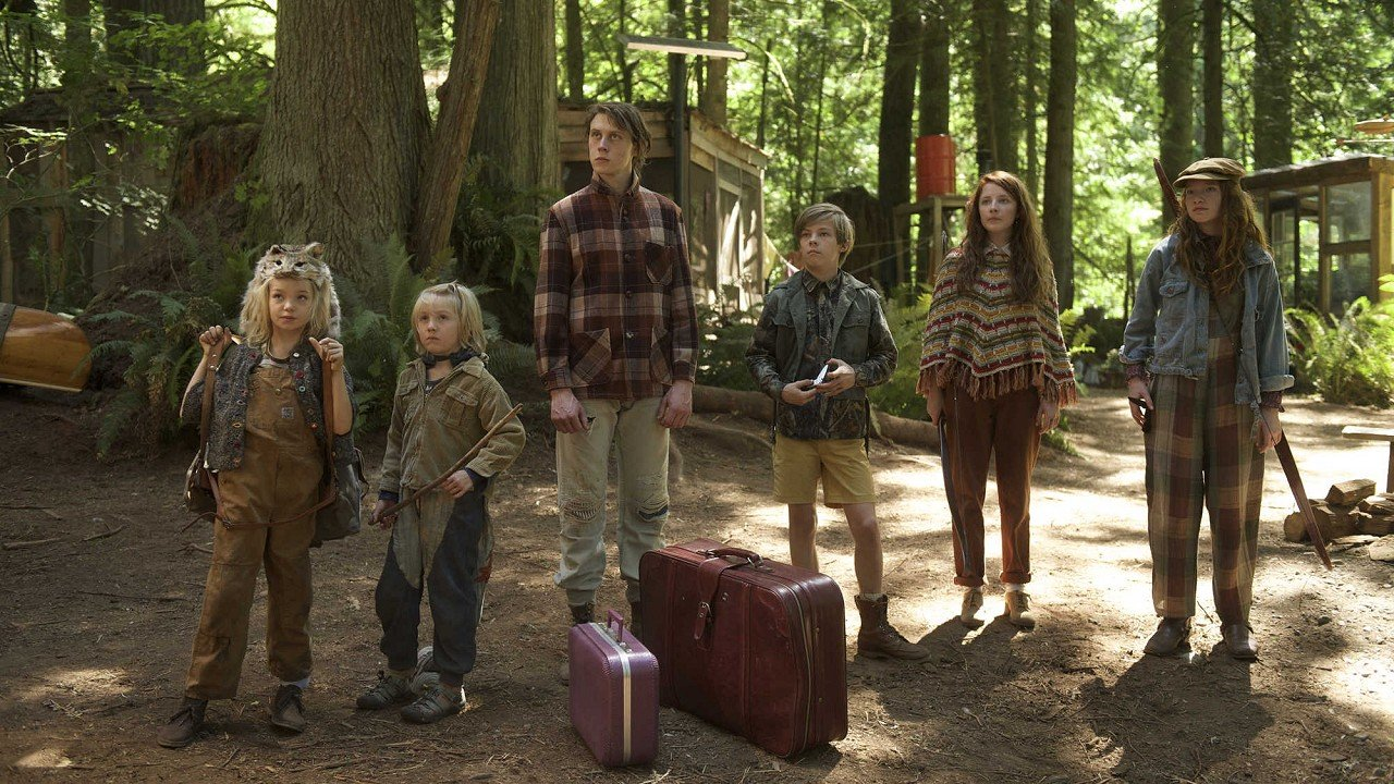 Captain Fantastic immagine Cinema 01