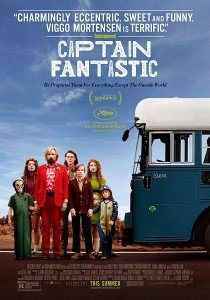Captain Fantastic immagine Cinema locandina