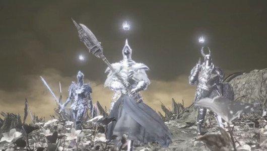 Dark Souls 3 Ashes of Ariandel: un trailer incentrato sul PvP