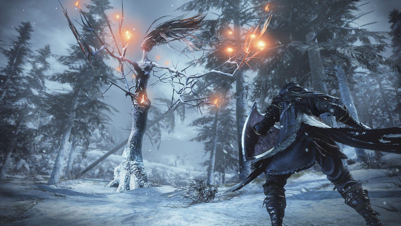 Dark Souls 3 Ashes of Ariandel immagine PC PS4 Xbox One 01