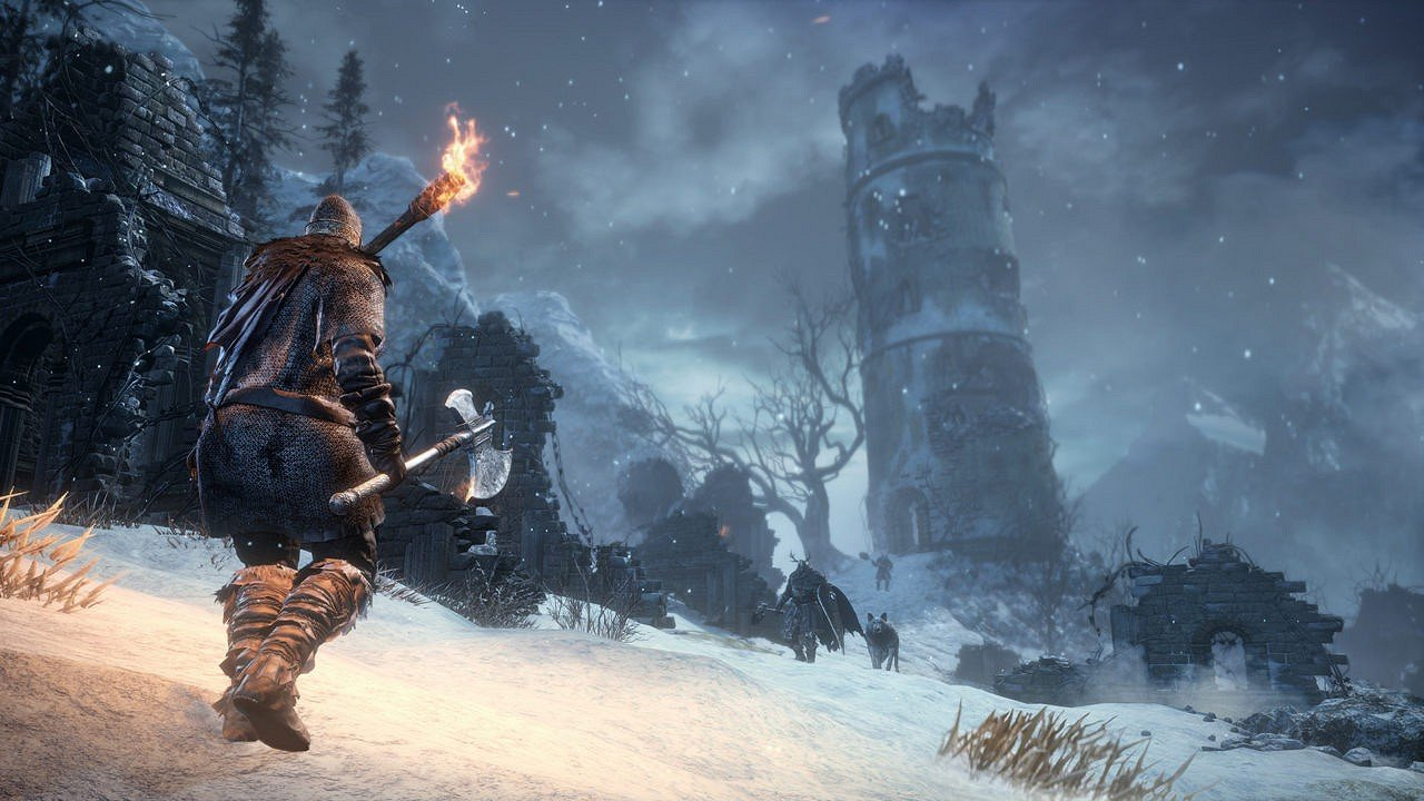 Dark Souls 3 Ashes of Ariandel immagine PC PS4 Xbox One 03