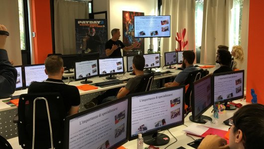 Digital Bros Game Academy open day ottobre