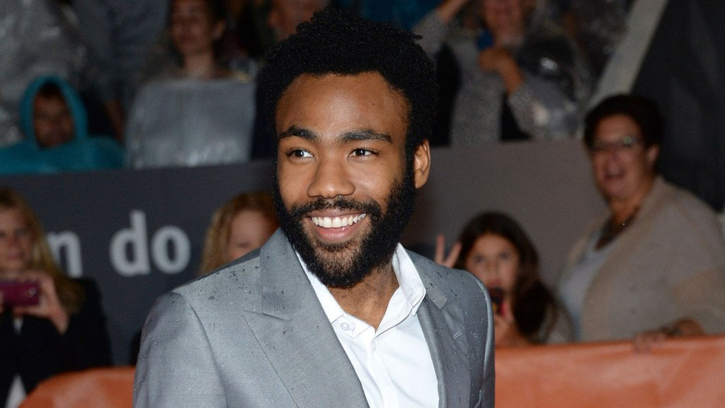 Donald Glover Lando Calrissian