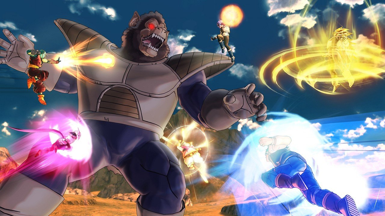 Dragon Ball Xenoverse 2 immagine PC PS4 Xbox One 10