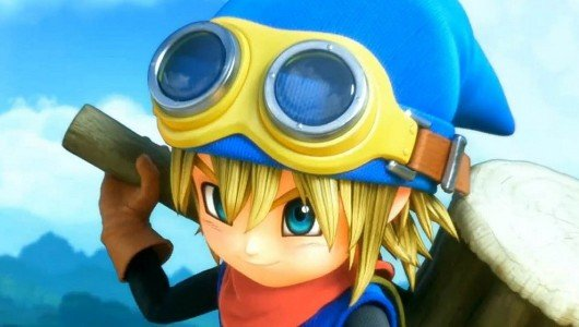 Dragon Quest Builders switch data uscita