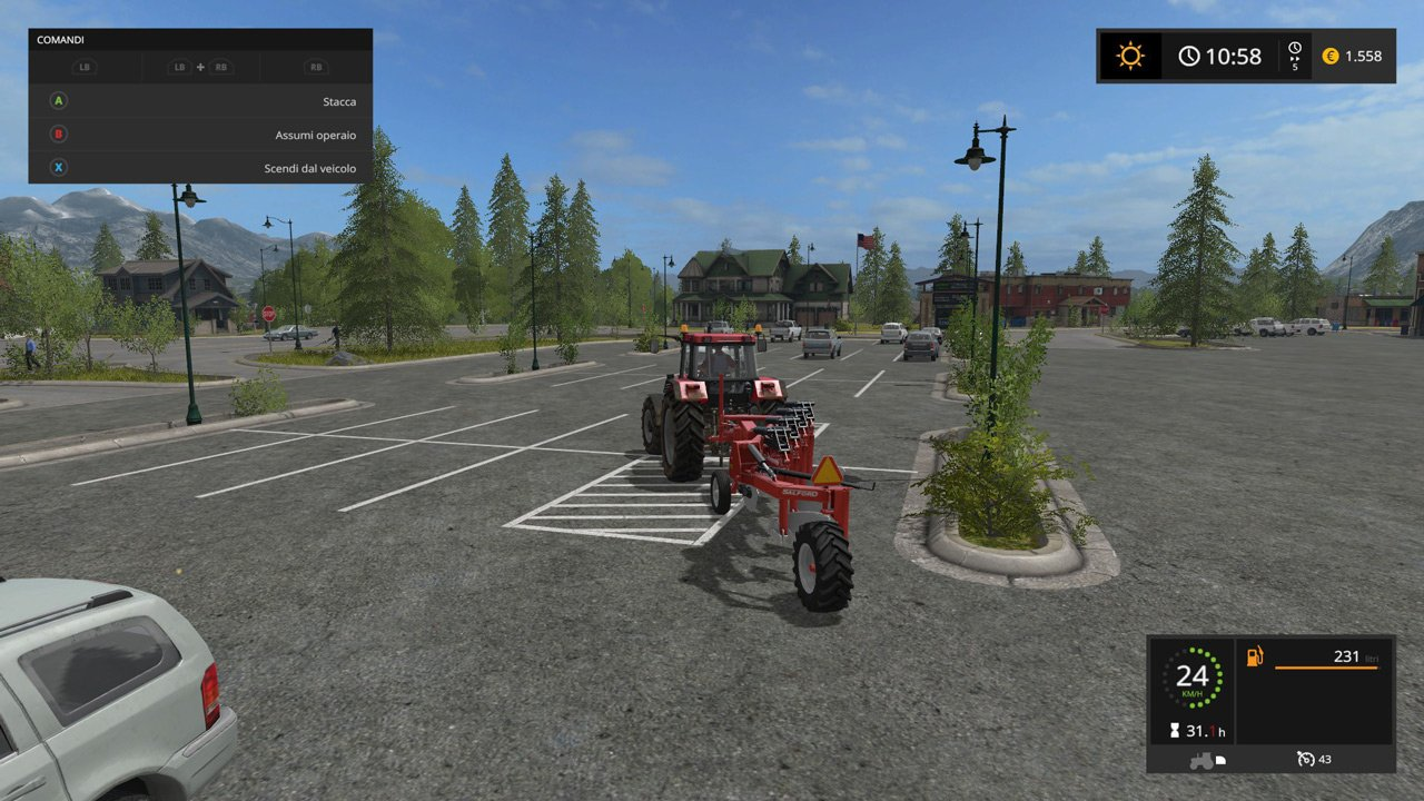 farming simulator 17 recensione pc ps4 xbox one tgm. Black Bedroom Furniture Sets. Home Design Ideas