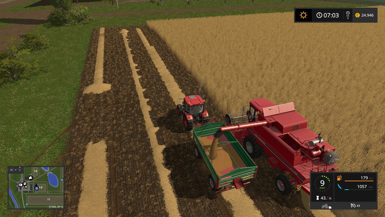 Farming Simulator 17 immagine PC PS4 Xbox One 06