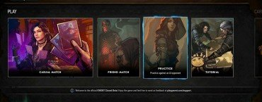 Gwent immagine PC PS4 Xbox One 06
