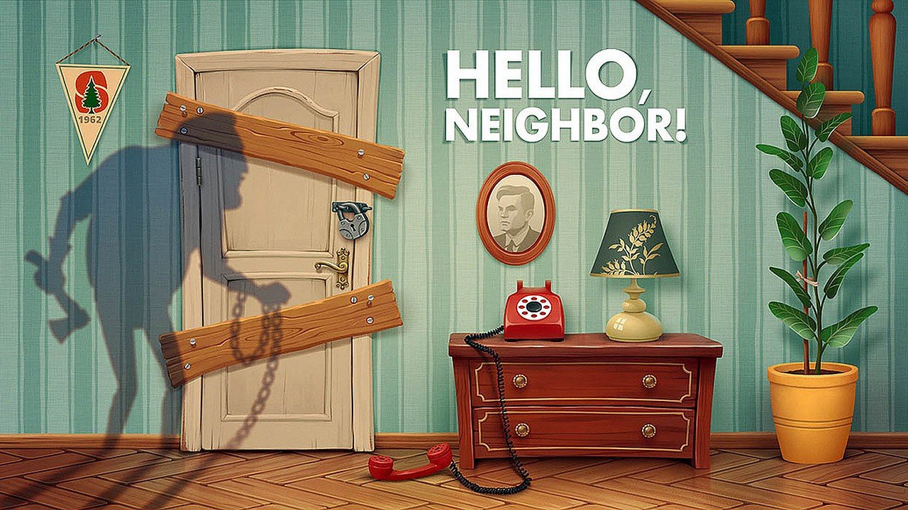 Hello Neighbor immagine PC 10