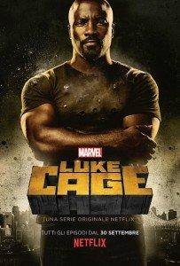 Luke Cage immagine Serie TV locandina