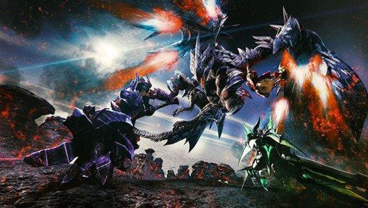 Monster Hunter XX video introduttivo