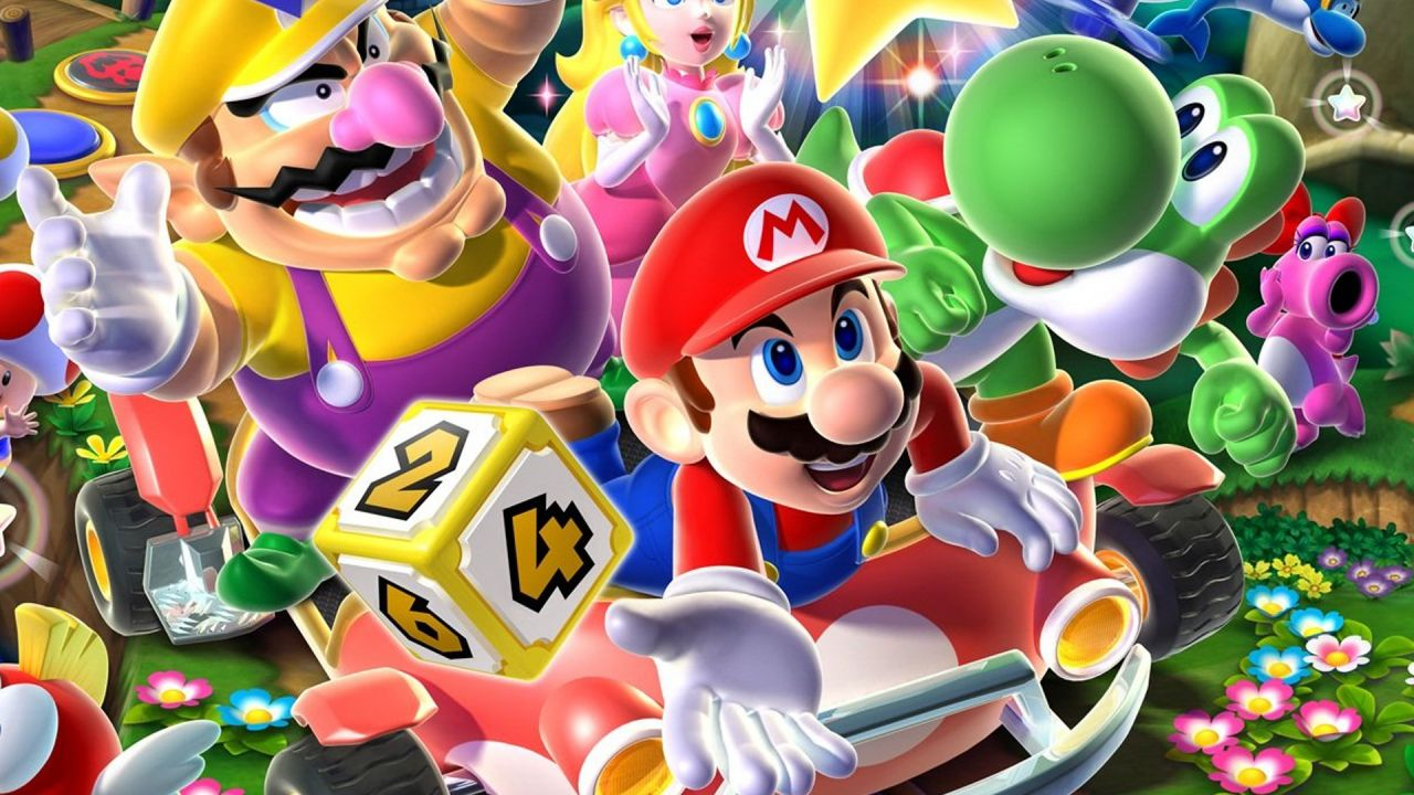 Mario Party The Top 100 è stato anticipato di un mese