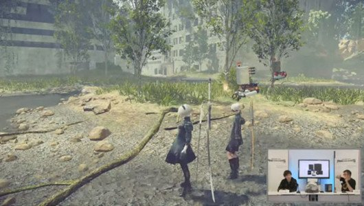 NieR Automata: pubblicato un nuovo gameplay da 31 minuti
