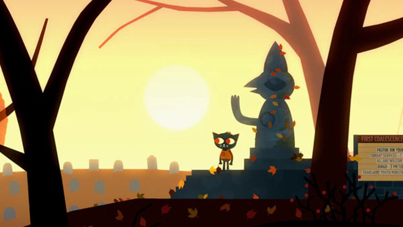 Night in the Woods ha un data d'uscita