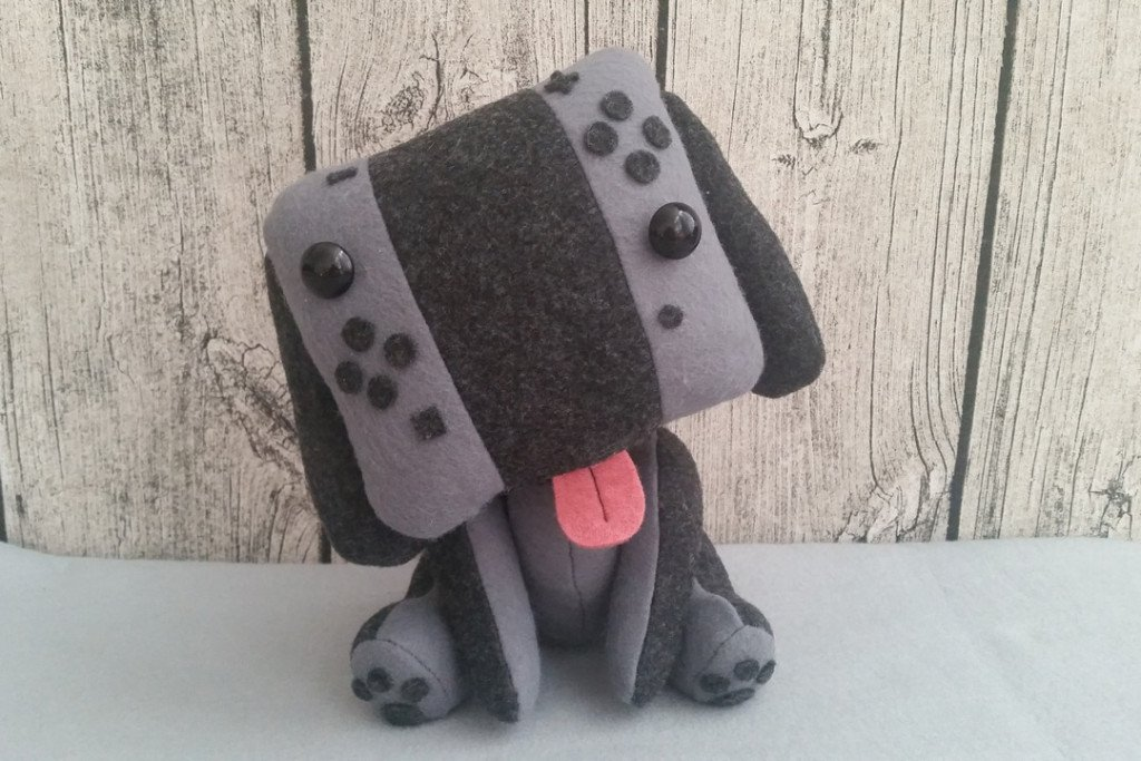 Nintendo Switch peluche