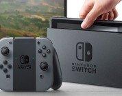 nintendo switch produzione