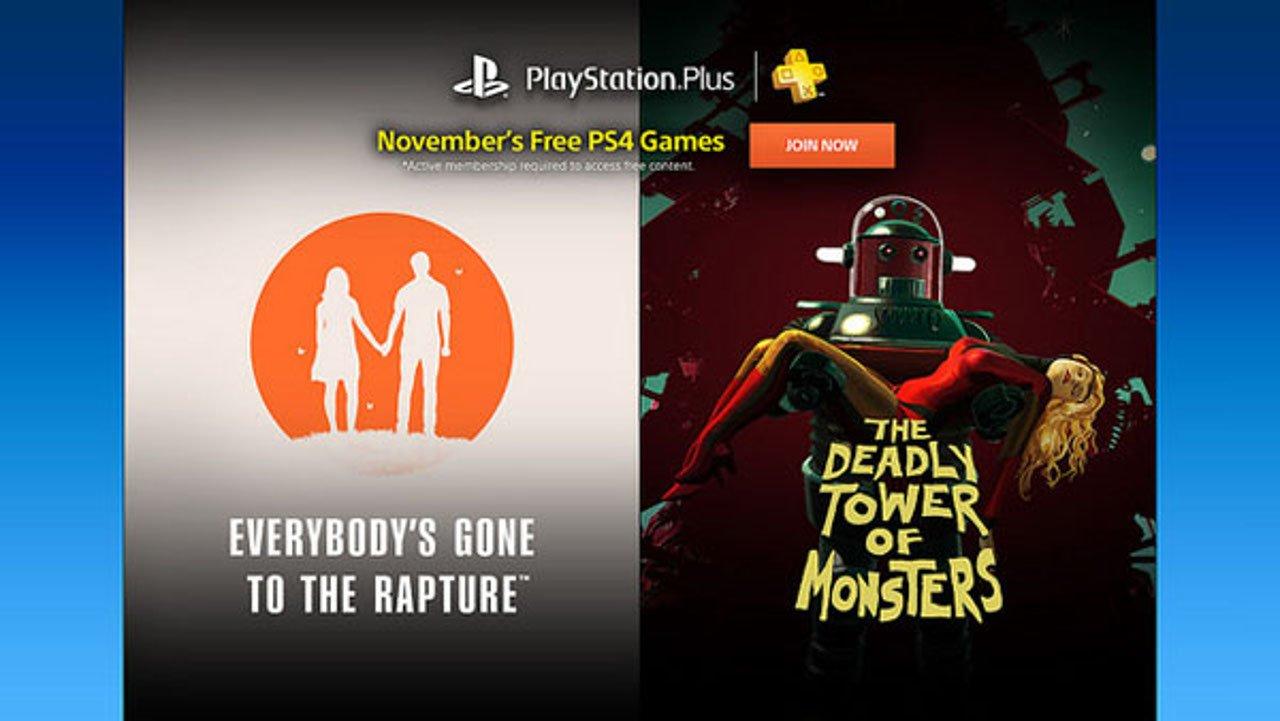 Everybody's Gone to the Rapture e altri tra i giochi Plus di novembre