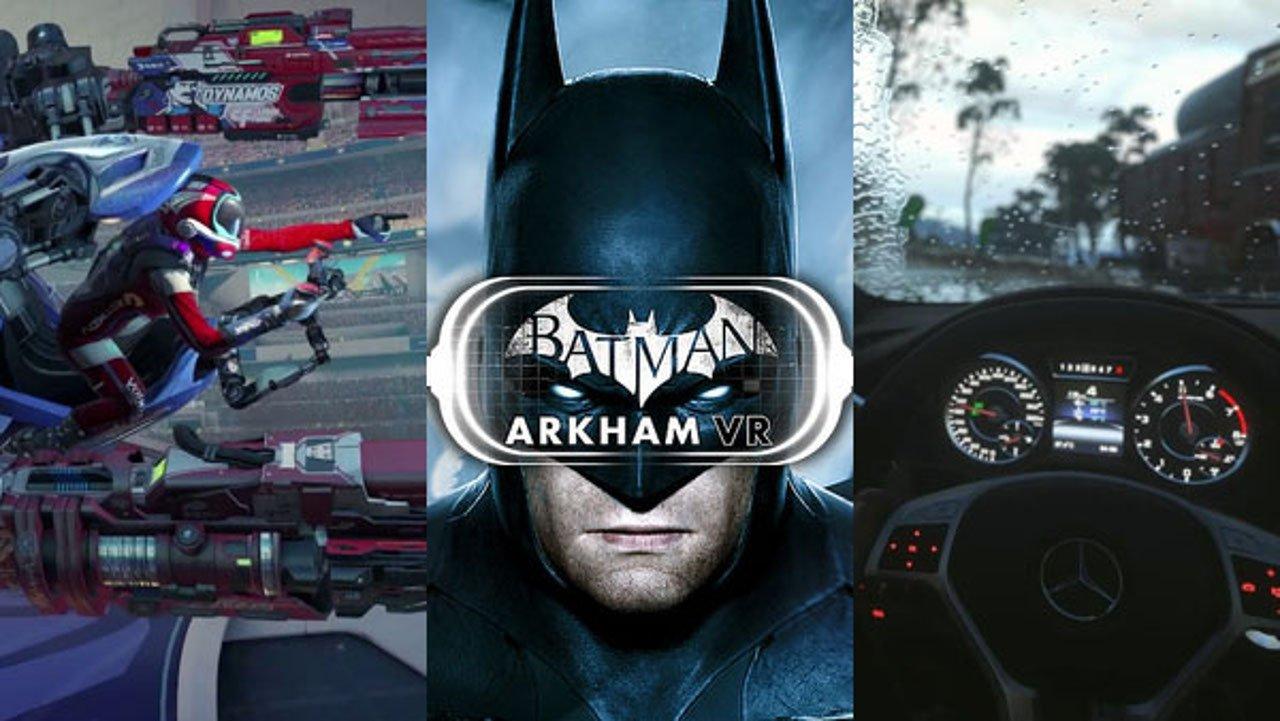 PlayStation VR: pubblicata la lista dei titoli di lancio