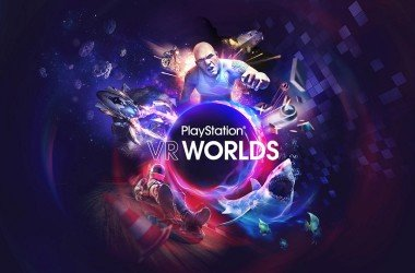 PlayStation VR Worlds immagine PS4 01