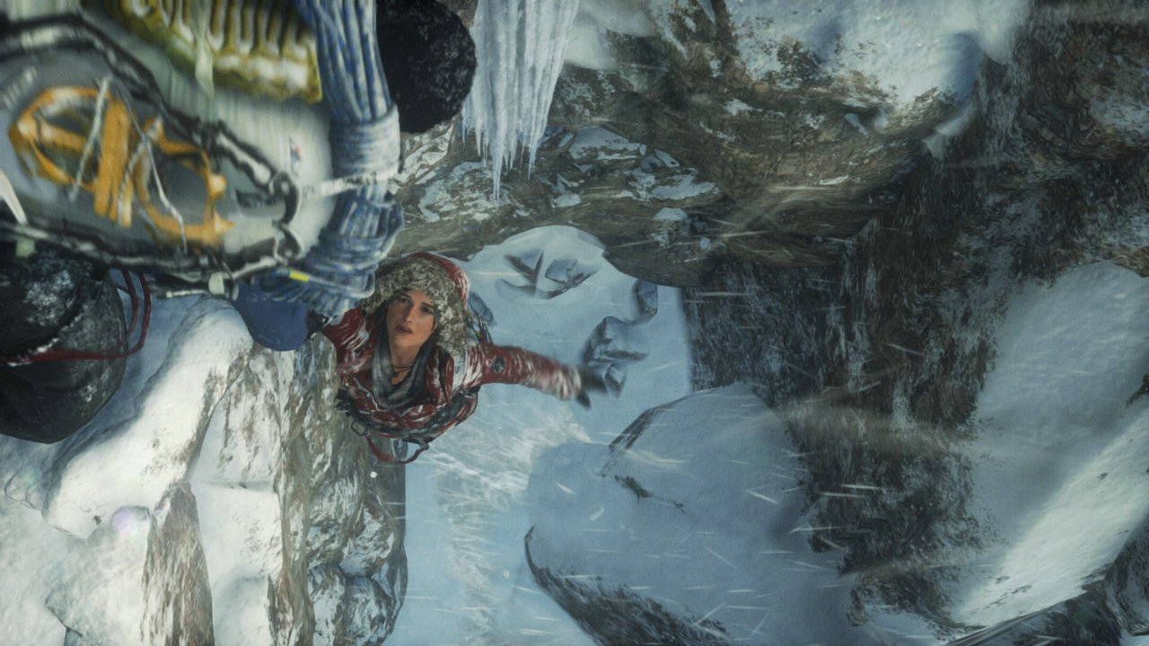 Rise of the Tomb Raider 20 Year Celebration recensione PS4 01