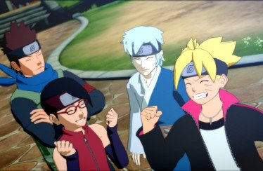 naruto shippuden ultimate ninja storm 4 road to boruto trailer lancio