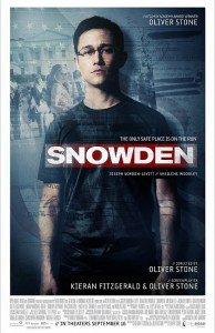 Snowden immagine Cinema locandina