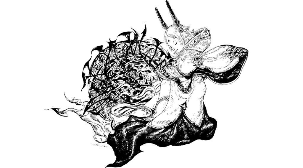 Square Enix Final Fantasy teaser