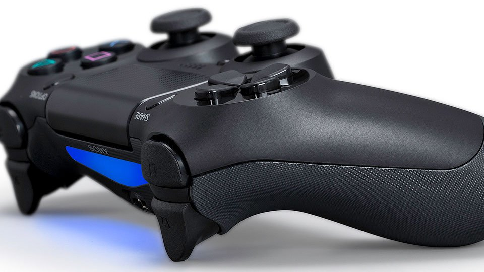 Steam Dualshock 4 ps4 pc