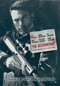 The Accountant immagine Cinema locandina
