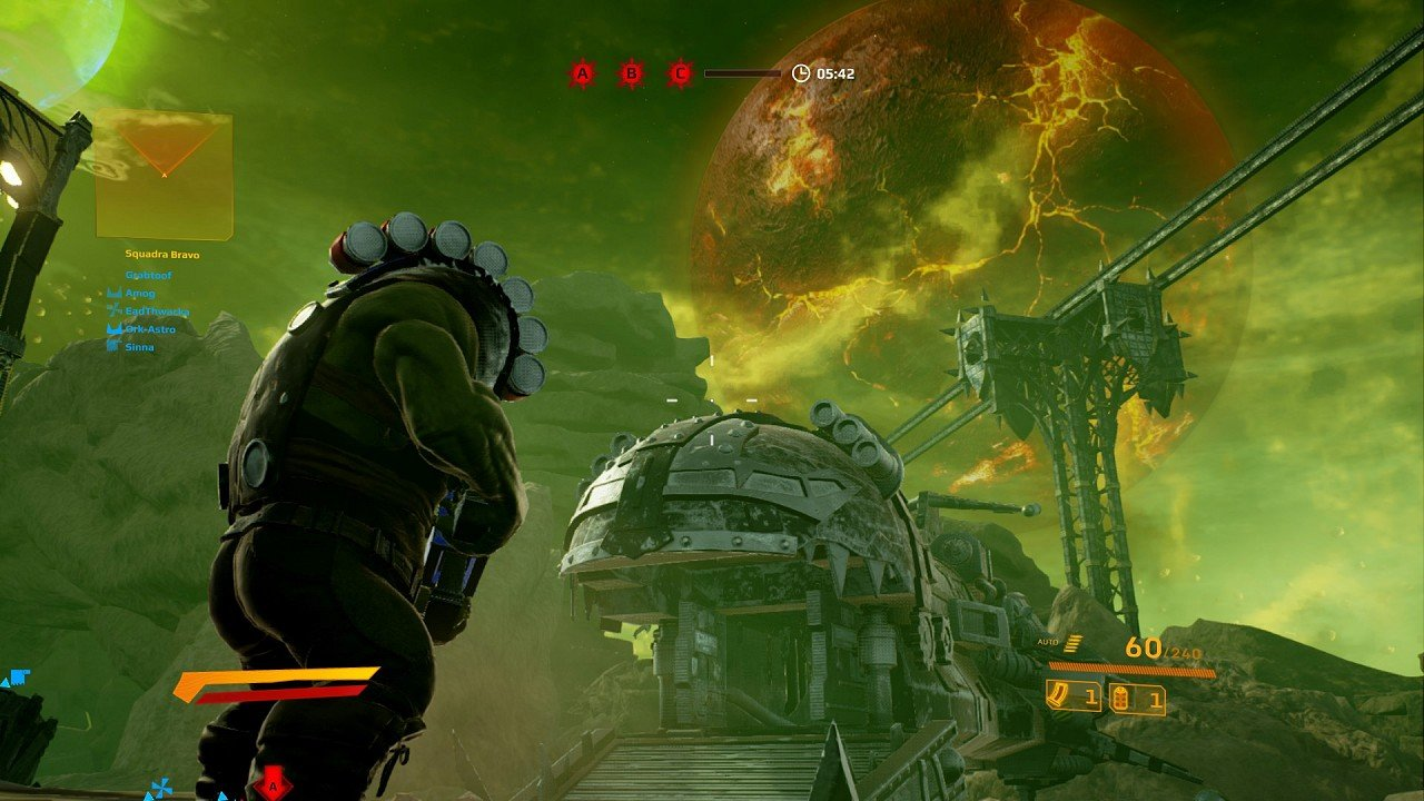 Warhammer 40.000 Eternal Crusade immagine PC PS4 Xbox One 02